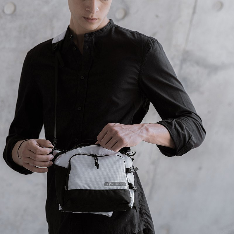 ZETA-0 (BLACK) Everyday carry Bag