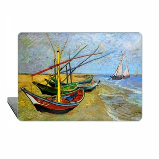 Van Gogh Macbook Pro 13 touch bar 2016 classic art Case boats MacBook Air 13 Case macbook 11 Macbook Pro 15 Retina art Case Hard Plastic 1514