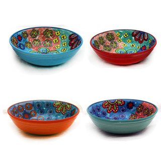 Five petal flower series - bowl (random color shipment)
