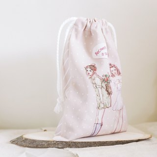 Drawstring bag - Sweet Girl