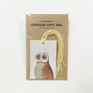 Retro gift Elevators / Owl