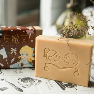 Walnut olive soap / Nutcracker Prince