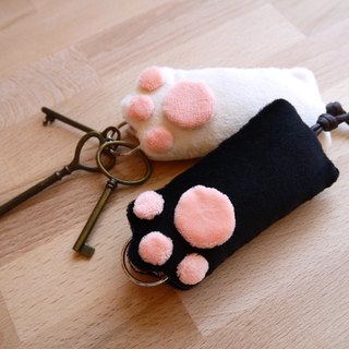 Cat hand key case 1 + 1 limited combination offer