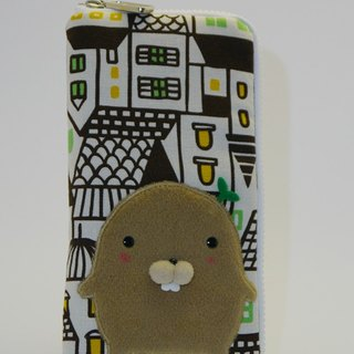 Bucute phone case/ birthday present/Handmade/ Exchanging gifts/ Christmas gift