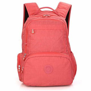 Waterproof nylon fashion backpack female 2018 new travel bag student bag leisure shoulder bag