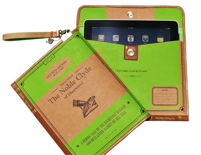 Clutch on You: iPad/Tablet sleeve