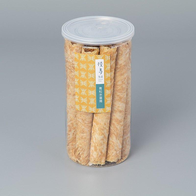 青松米食鋪 手工米蛋卷