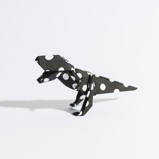 \T-REX PARTY/ origami accessory_Polka Polka