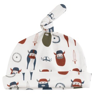 100% organic cotton classic Viking pirate baby hat autumn new with the UK simultaneously listed