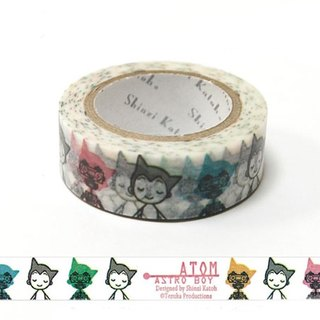 Kato [Shinji] Astro Boy ATOM inside and paper tape (width 15mm)