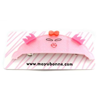 wooper looper hair barrette