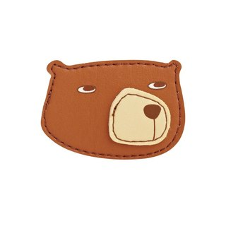 [Tail and I] exclusive accessories forest animal series brown bear / brown