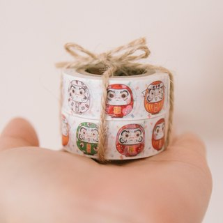 Daruma Masking Tape/1pc/Special ink