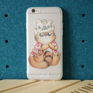 Yourself Design - Lion Dance Kitty Case Case Case K08_0