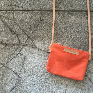 Joyce Bag / Little Joyce Bag / Handmade / Leather Sling / Pocket