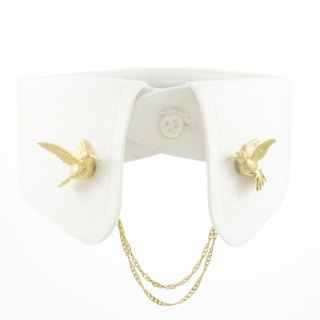 Humming Bird Magnetic Clip- gold