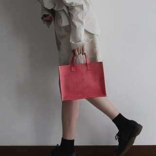 Two-Way Bag (S) - Pink, Grey