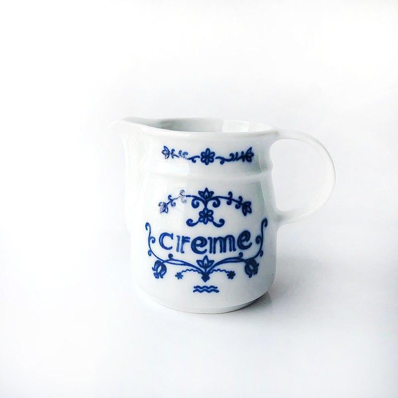 MEISTER HAND LA CUISINE 古典陶瓷奶精杯