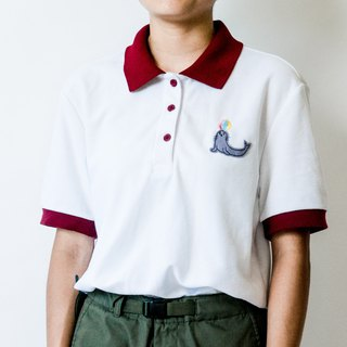 // crying seals // POLO shirt