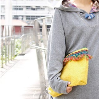 ☆ Palette ☆ 彡 Palette Bohemian Clutch Bag