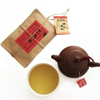 Fairy tea posts - forget the water - fresh green tea -5 package into