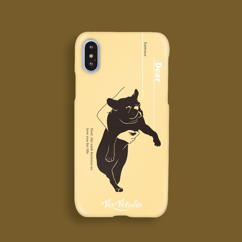 Take Me Away Mobile Phone Case