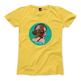 paisiaaaaa - Yellow - Women T-shirt