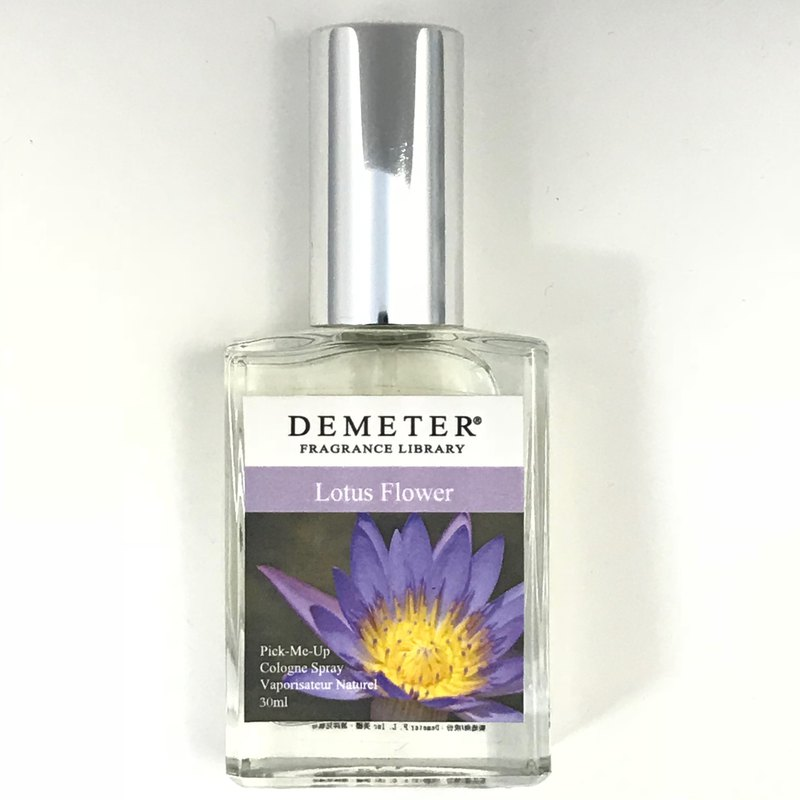 Demeter Smell Library Lotus Lotus Flower Eau De Toilette 30ml