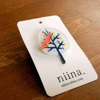 A fruit tree brooch S [02]