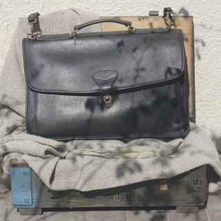 Leather bag _B002