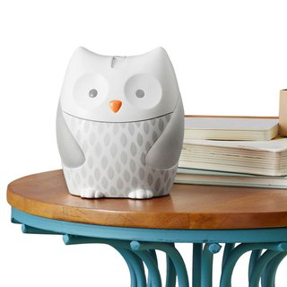 American Skip Hop Moonlight Melody Owl Appeases Decorative Lights