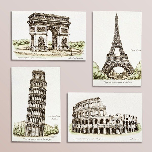 [] GFSD Rhinestone Collectibles - Hand-purpose cards - European style