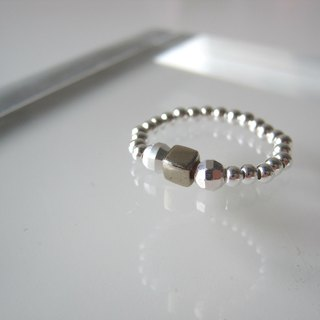 Minimal 925 Silver - Flexible Ring