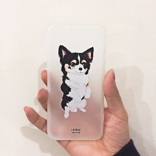 Custom Pet IPHONE matte all-inclusive soft shell