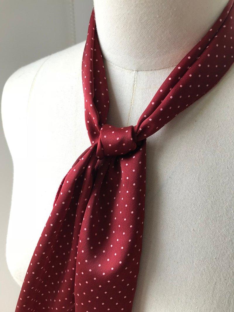 長條型領巾 男女款 2色