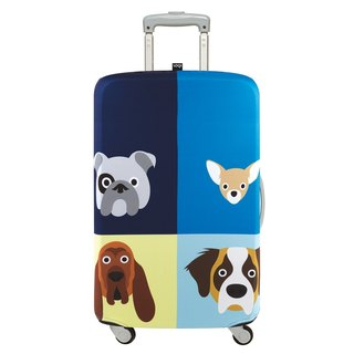 LOQI suitcase coat / dog uncle 【S】