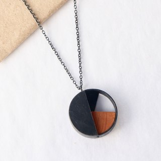 Latest Design Sandal Wood Series |Oxidized silver necklace | Wood jewellery