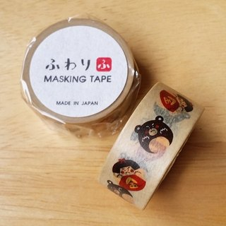 Japan Iyo and paper Fuwari Japanese fairy tales and paper tape [Kintaro (KTR47001)]