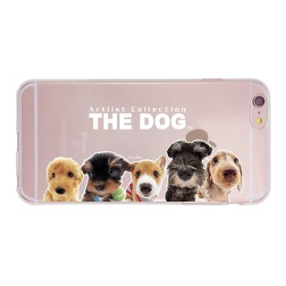 The Dog Big Dog Authorized - TPU Mobile Shell, AJ12