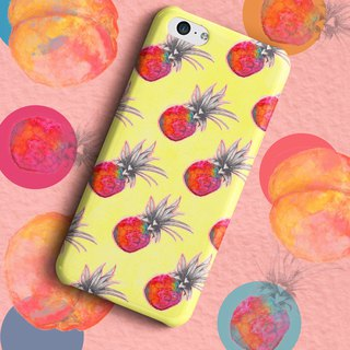 Many Pineapples phone case