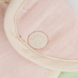 Snap button / MARURU six-layer anti-knit vest Charlotte / young children version 3-7 special grade