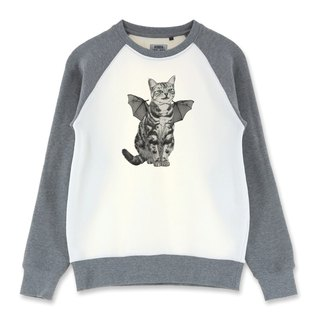 AMO®Original cotton adult Sweater /AKE/The Vampire cat