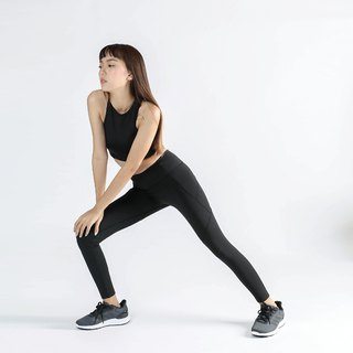Pace leggings in Charcoal