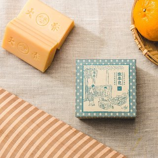 衣柑二净家事皂. Non-polluting laundry washing daily [Dachun scented soap DACHUN] 3 into