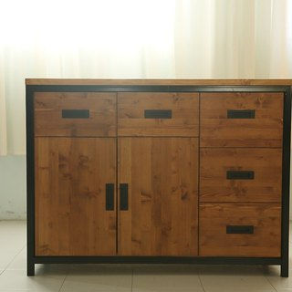 Industrial FY Angeles / cupboard / TV cabinet / shoe