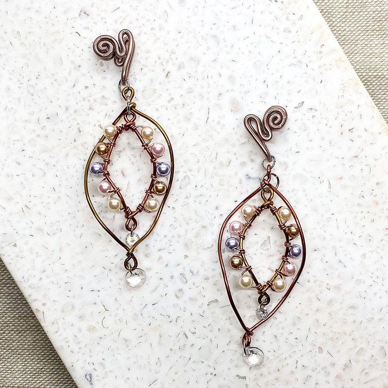 基因密碼 | 珍珠 / 古銅色