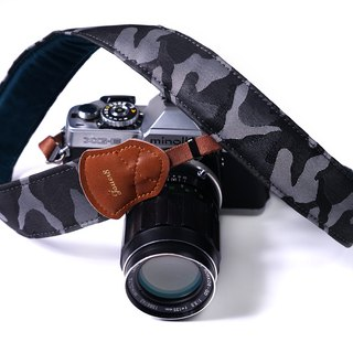 Camouflage layer rock 4.0 decompression camera strap