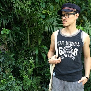 2016 vintage vest OLD SCHOOL limited edition in summer!