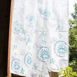 Pre-order moon and sun curtains (two colors) ISAP7251