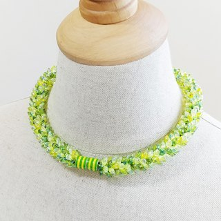 Keep It Fresh Always Collar / Statement Necklace for Party / Anniversary